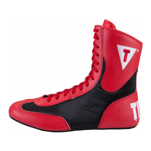 타이틀 스피드플렉스 복싱화 TITLE Speed-Flex Encore Mid Boxing Shoes (RED)