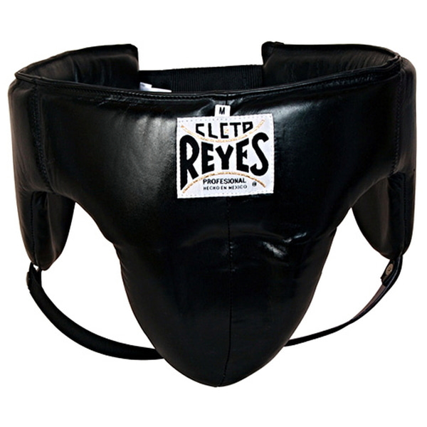 클레토 레예스 보호대 Cleto Reyes Kidney and Foul Protection Cup (Black) [CE395N/CE396]