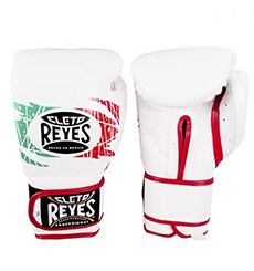 클레토 레예스 훅앤룹 트레이닝 글러브 14온스 Cleto Reyes Hook and Loop Closure Training Gloves 14oz (Mexican)