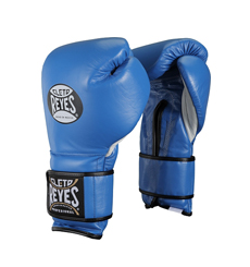 레예스 글러브_CLETO REYES HOOK AND LOOP CLOSURE TRAINING GLOVES(Blue)