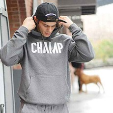 브루클린 복싱 [Brooklyn]Champ Basic Hoodie