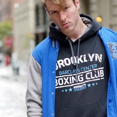 브루클린 복싱 [Brooklyn] Men's Boxing Club Hoodie