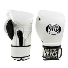 레예스 훅앤룹 트레이닝 글러브_Cleto Reyes Hook and Loop Closure Training Gloves (white)