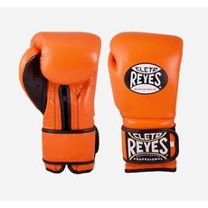 레예스 훅앤룹 트레이닝 글러브_Cleto Reyes Hook and Loop Closure Training Gloves (Orange)