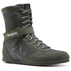 리복 복싱화 REEBOK BOXING BOOT - IRONSTONE/BLACK