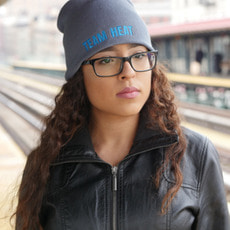 브루클린 복싱 [Brooklyn] Team Heat Beanie - Grey