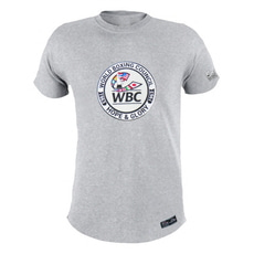 [WBC] HOPE & GLORY 공식 티셔츠 - GRAY (Playera HOPE & GLORY WBC GRIS)
