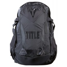 타이틀 백팩 TITLE BLACK BESIEGED BACK PACK