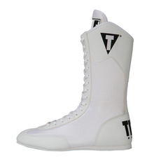 타이틀 스피드플레스 복싱화 TITLE Speed-Flex Encore Mid Boxing Shoes-WHITE