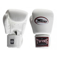 트윈스 글러브 Twins Special Leather Boxing Gloves BGVL-3 (white)