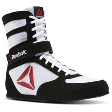 리복 복싱화 REEBOK BOXING BOOT - WHITE/BLACK