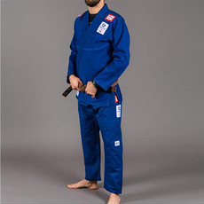 스크램블 2.0 주짓수 블루 GI Scramble Athlete 2.0 Blue Jiu Jitsu Gi A2