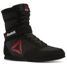 리복 복싱화 REEBOK BOXING BOOT - BLACK/WHITE