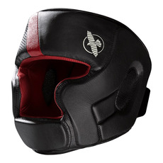 하야부사 T3 헤드기어 HAYABUSA T3 HEADGEAR BLACK/RED