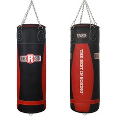 링사이드 언필드 16X48 레더 헤비백 쉘 RINGSIDE UNFILLED 16X48 LEATHER HEAVYBAG SHELL [LLHB 1]