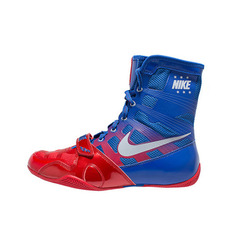 나이키 복싱화 하이퍼KO Nike HyperKO - Sport Red / Metallic Silver / Royal