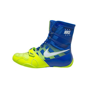 나이키 복싱화 하이퍼KO Nike HyperKO - Volt/White/Game Royal (634923 714)