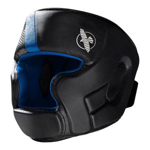하야부사 T3 헤드기어 HAYABUSA T3 HEADGEAR BLACK/BLUE