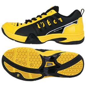 [윌슨] 푸나 1300 배드민턴화(PUNA1300) 옐로우 Wilson Puna 1300 Badminton Shoes Yellow