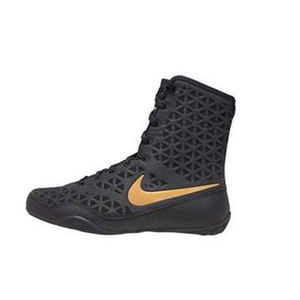 나이키 KO 복싱화 Nike KO Boxing Shoes - Black / Gold (839421 001)