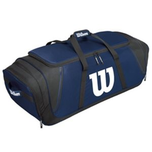 [윌슨] 팀 기어 장비가방(WTA9709NA) 네이비 Wilson Team Gear Equipment Bag Navy