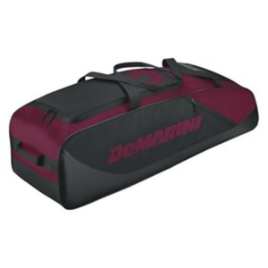 [윌슨] 드마리니 D 팀 장비가방(WTD9404MA) 와인 Wilson Demarini D Team Equipment Bag Wine
