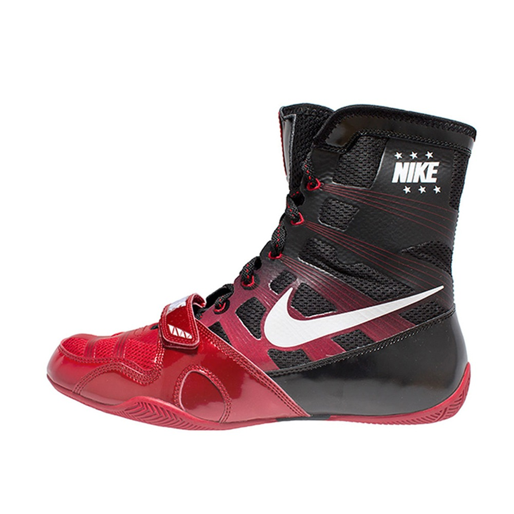 [나이키][634923-601] 하이퍼KO 복싱화 Nike HyperKO - RED/WHITE/BLACK